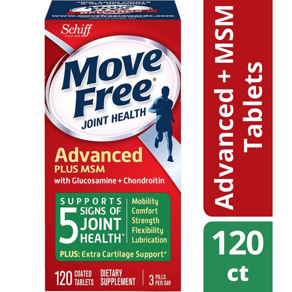 move free Advanced 120 tab