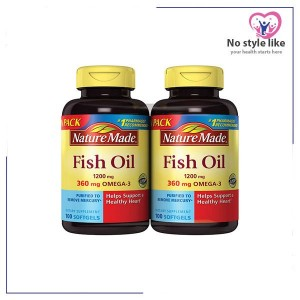 Nature Made Omega-3 Fish Oil